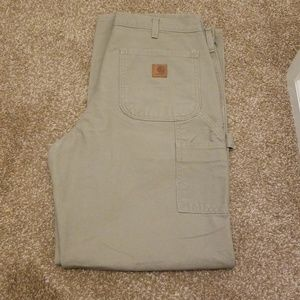 Men's Carhartt work pants